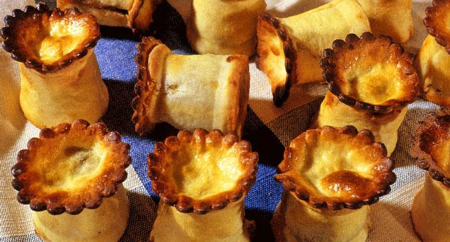 Petits pâtés from Pézenas © J.Debru